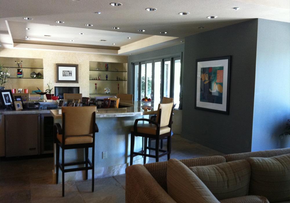 Jannotta Residence living room