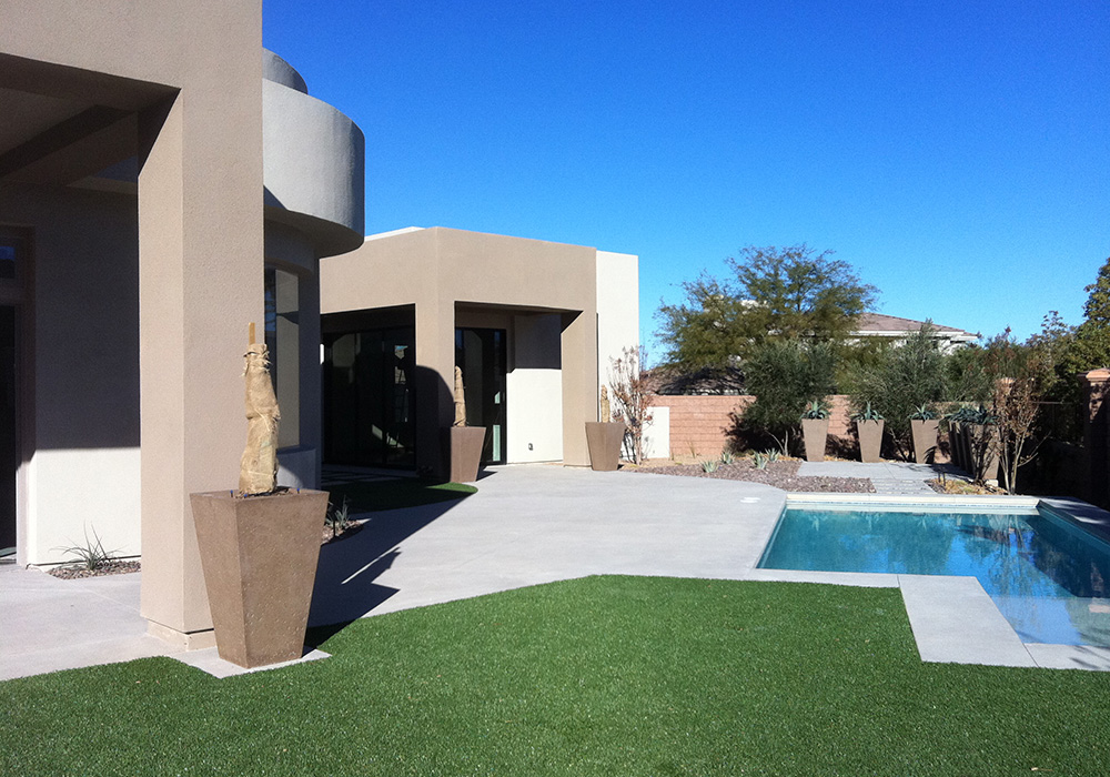 Querrey Residence pool