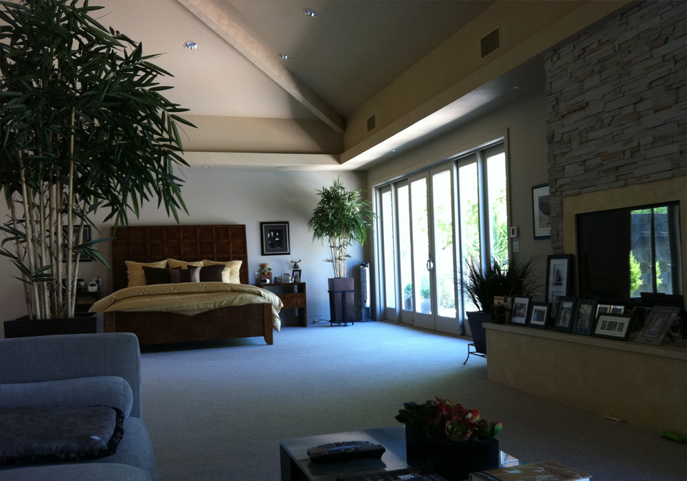 Jannotta Residence bedroom room