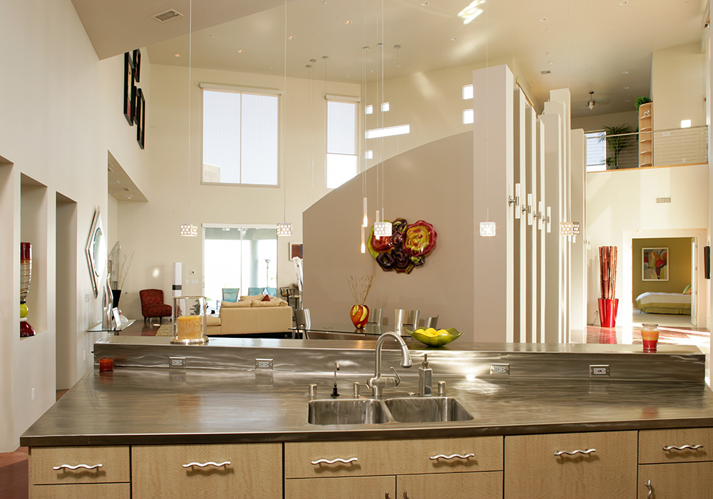 Zimmer Residence kitchen