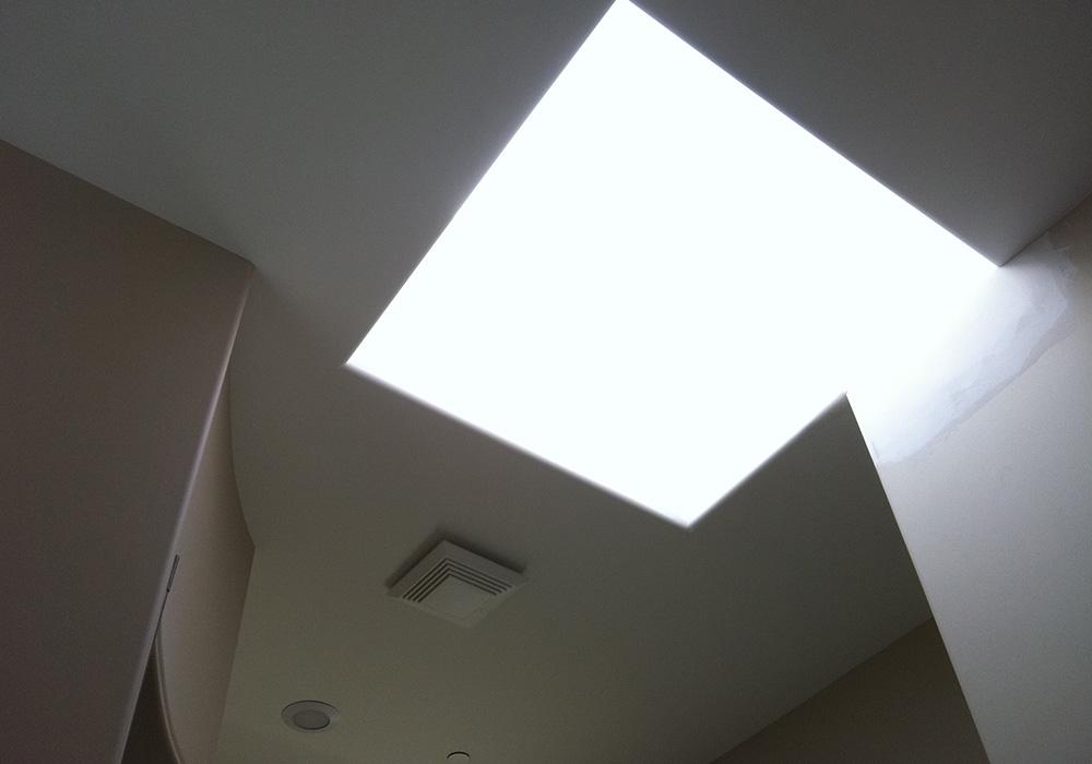 Querrey Residence natural light