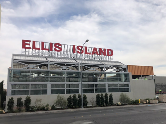Ellis Island Casino Day view