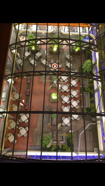 Ellis Island Casino top view