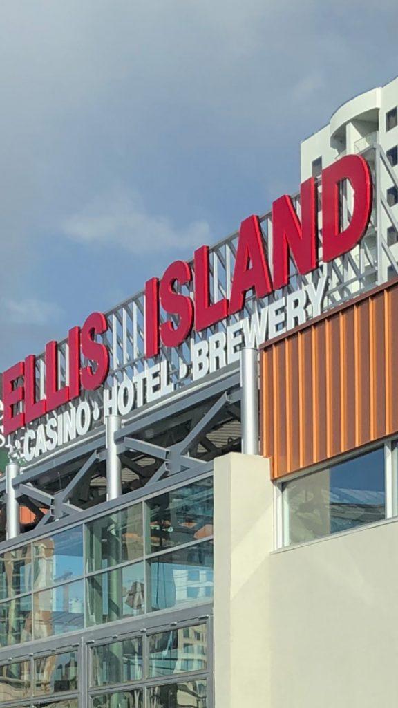 Ellis Island Casino Brewery