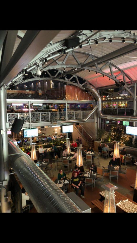 Ellis Island Casino - indoor