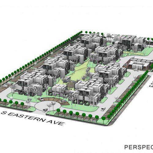 Modular Housing Perspective-2