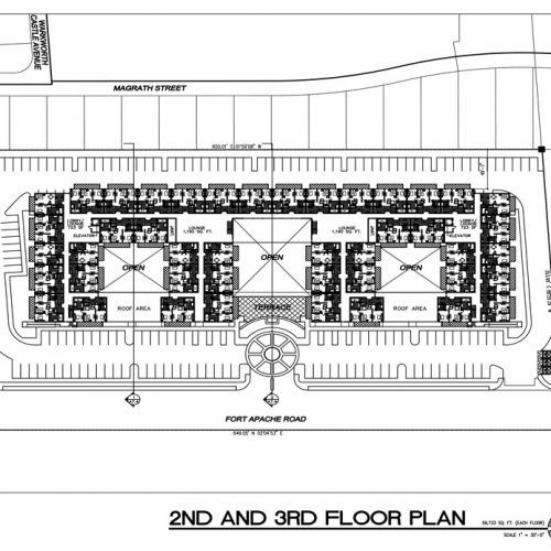 Jon J. Jannotta Architects – Planners, Inc - Floor Plan